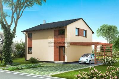 KUBIS 74 - 4+1 + garážové stání